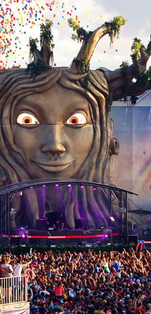 Belgium - European Festival - Tomorrowland 3
