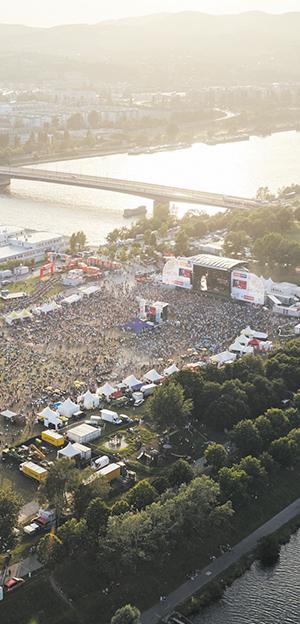 Austria - European Festival - donau insel festival 2