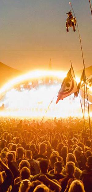 Denmark - European Festival - Roskilde 1