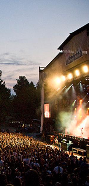 Greece - European Festival - Rockwave Festival 1