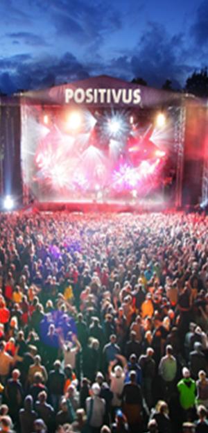 Latvia - European Festival - Positivus 1
