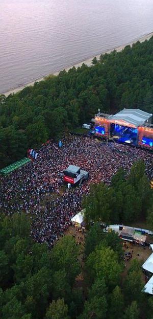 Latvia - European Festival - Positivus 2