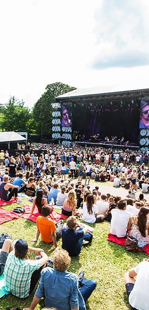 Norway - European Festival - Øyafestivalen 2