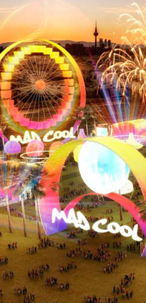 Spain - European Festival - Mad Cool 1