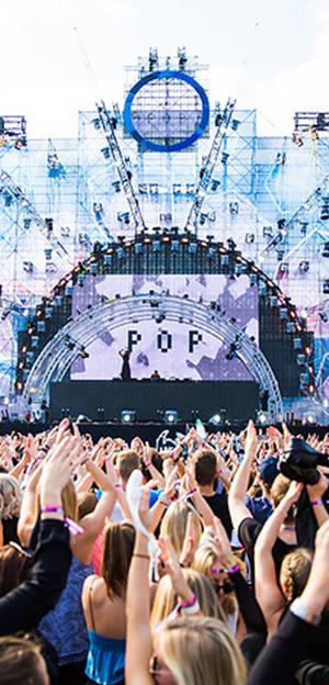 Sweden - European Festival - Summerburst Festival 1