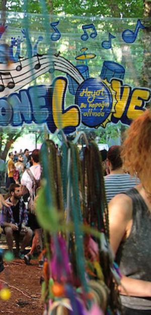 Turkey - European Festival - One Love 2