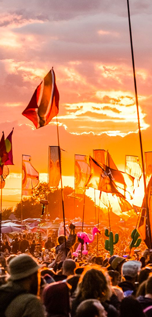 United Kingdom - European Festival - Glastonbury festival 2