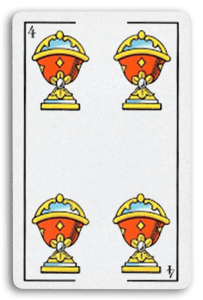 Spanish-Suited Playing Cards - Copas - Cups