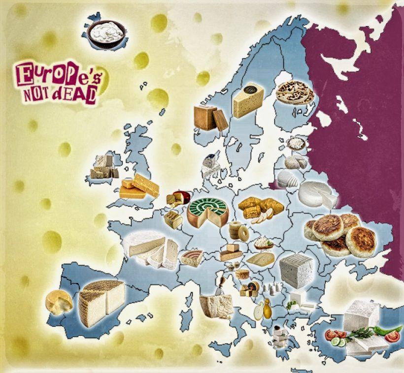 European Cheeses