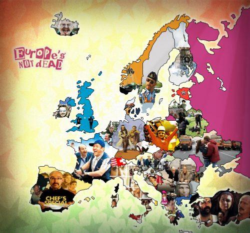European Comedy movies