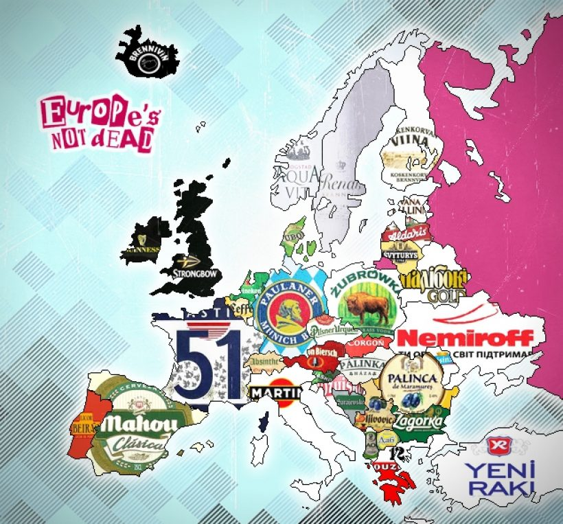 European Drinking Songs