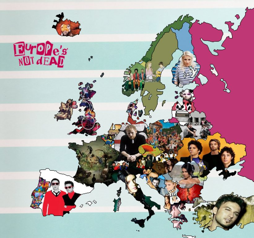 European Pop Playlist