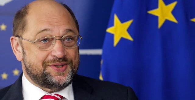 Martin Schulz. PHOTO: © European Union 2014