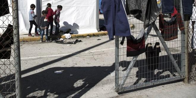 migranti, deti