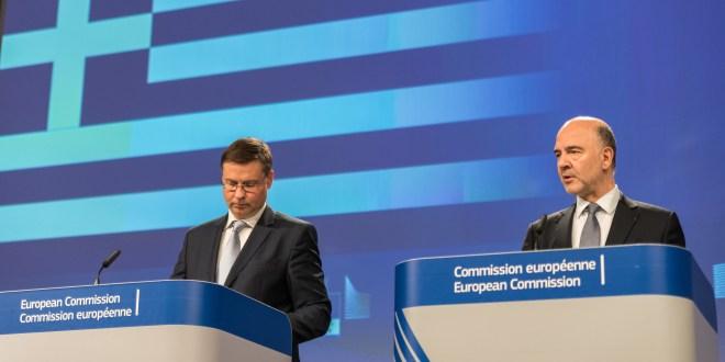 Dombrovskis, Moscovici