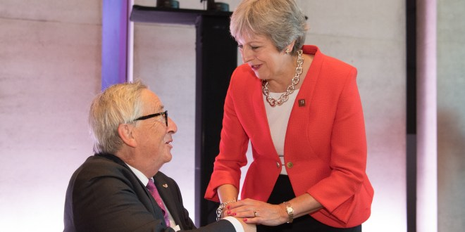 Juncker, May