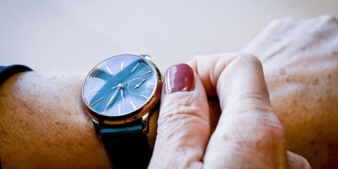 hodinky, cas