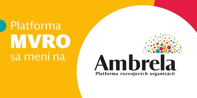 Platforma MVRO sa meni na Ambrela