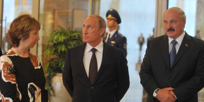 Putin, Lukasenko