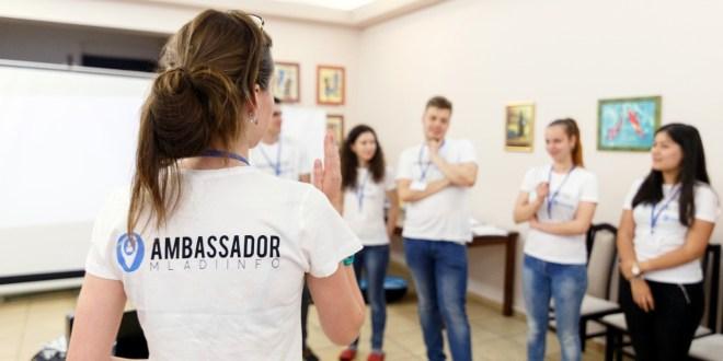 Mladiinfo ambasadori