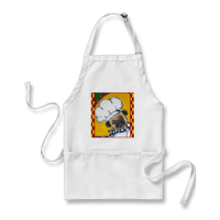Cute Chef Pug Aprons