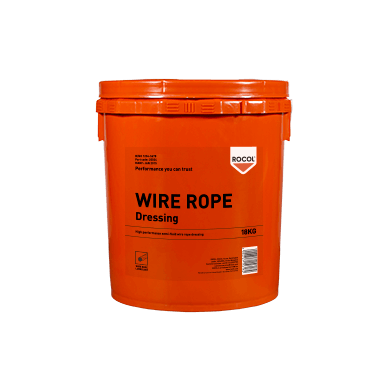 WIRE ROPE Dressing 18kg lo