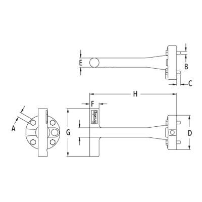 T handle schematic