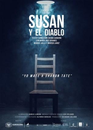 """MARISA LAHOZ en """"Susan y el diablo"""""""