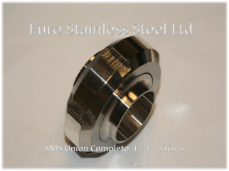 """SMS Weld union Complete 1""""-4"""""""