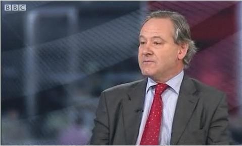 BBC interview Eurostar