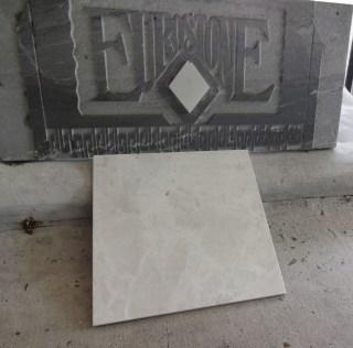 French Vanilla Marble Tile Eurostone Houston
