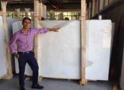 Thassos White Marble Slabs Greece Eurostone Houston