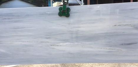 Dionysos White Natural Marble Slab Eurostone Houston