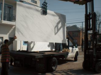Olympus White Marble Slab Deliver Nationally Eurostone Houston