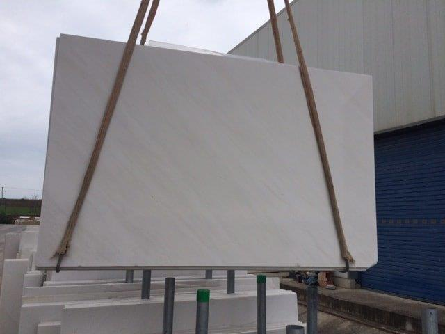 Thassos White Regular Marble Slabs