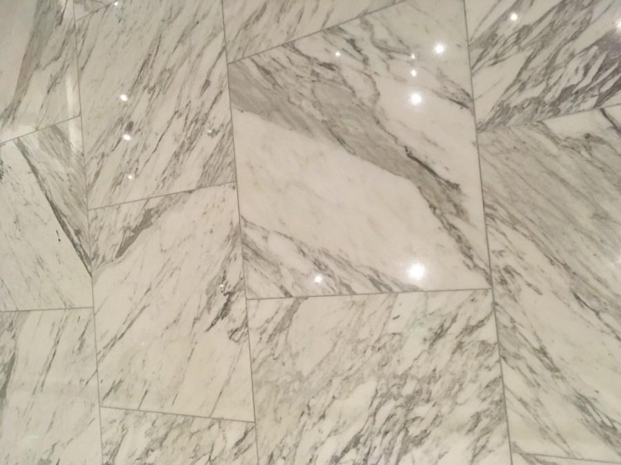 Olympus White Natural Marble Tile Eurostone Houston