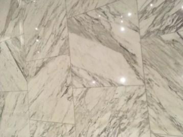 Olympus White Natural Marble Tile Eurostone Houston