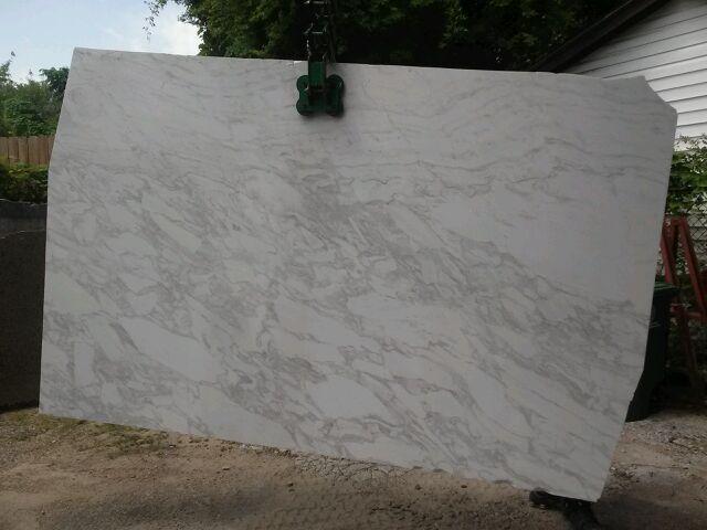 arabesque arabescato natural white marble greek slab eurostone houston