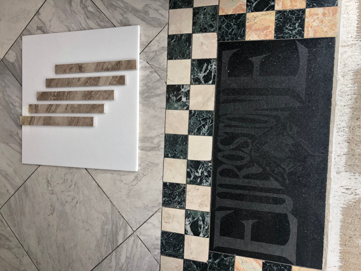 Natural Marble Mosaic Tiles Eurostone Houston