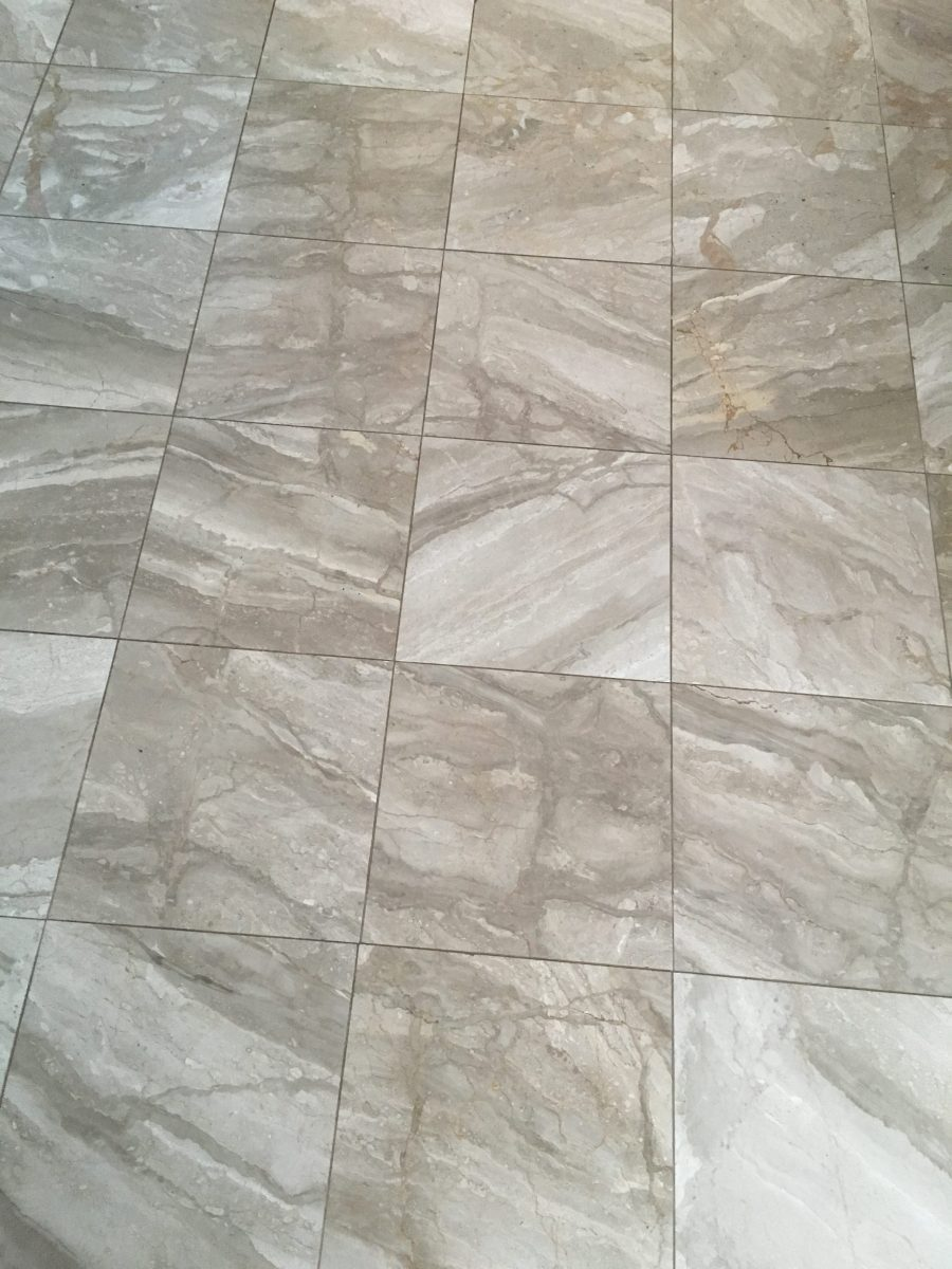 Karnez Marble Tile Floor Eurostone Houston