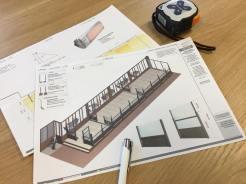 terrasse plan