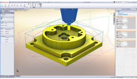 Delcam launches free CAM for SolidWorks | EUROTEC – EN