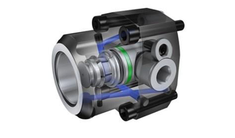 The new range of Coromant Capto® holders from Sandvik Coromant facilitates the transfer of high pressure coolant (HPC).