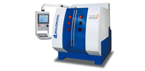 At Grindtec 2014 Rollomatic will show its brand new Lasersmart 500. With this machine Rollomatic will help enable the proliferation of CVD cutting tools. Users will be delighted since the lifetime of such tools is about 5 x longer than those in PVD and 25 x longer than those in hard metal.