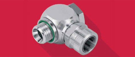 The 2500 series of the Liquidline was now supplemented by push-in fittings made of stainless steel 1.4404.