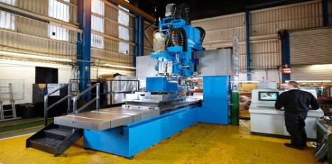 Crawford Swift Powerstir Friction Stir Welding, from PTG Heavy Industries.