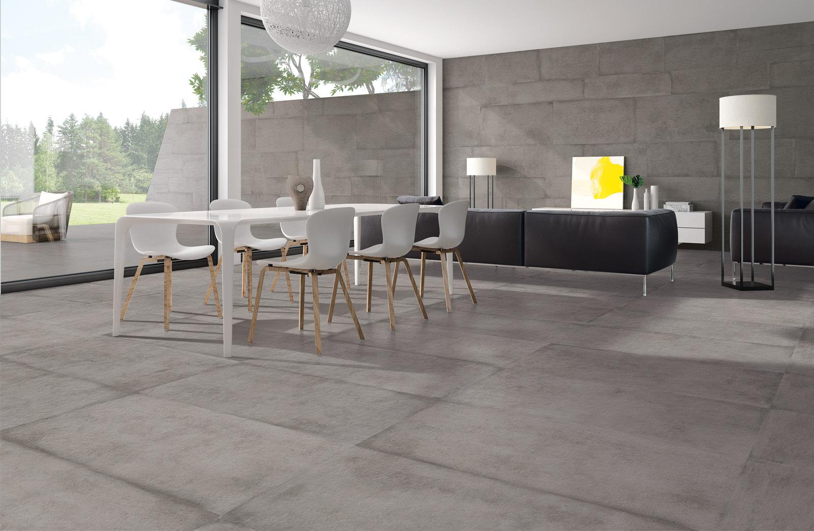 euro tile stone materika dark grey