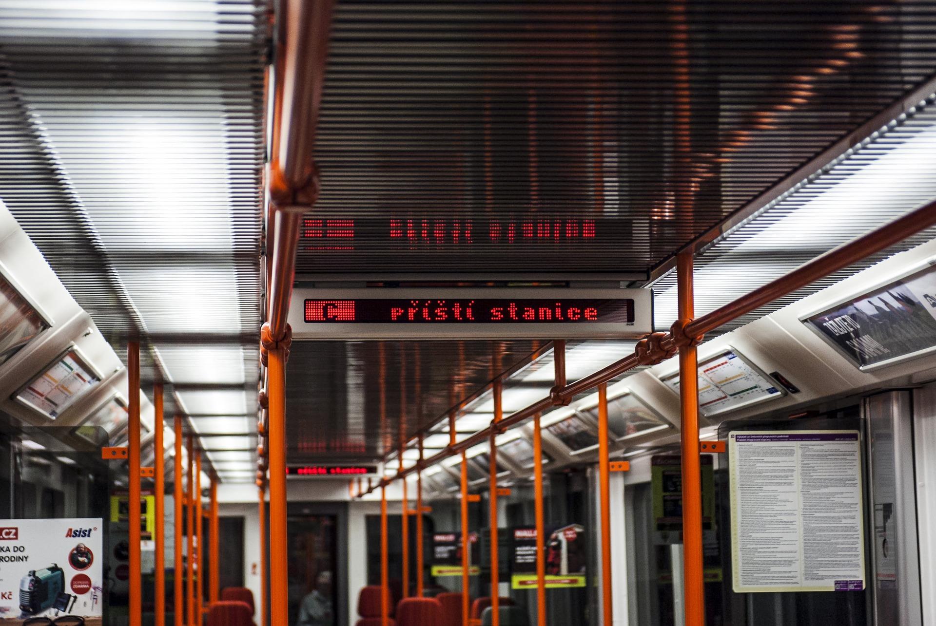 Metro de Praga - Horario, Mapa, Precio, Lineas