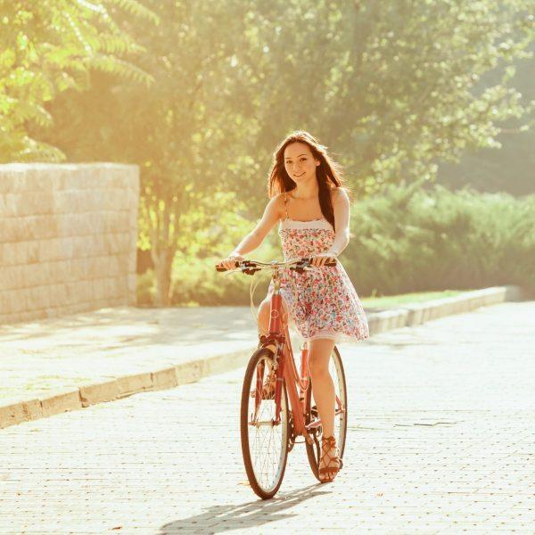 Moverse en Bicicleta por Roma