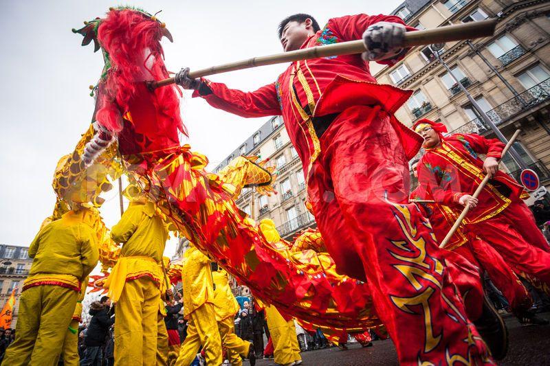 Año Nuevo Chino en París